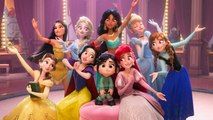 Exclusive: The Secret Behind How Ralph Breaks the Internet's Iconic Princess Scene Came to Be