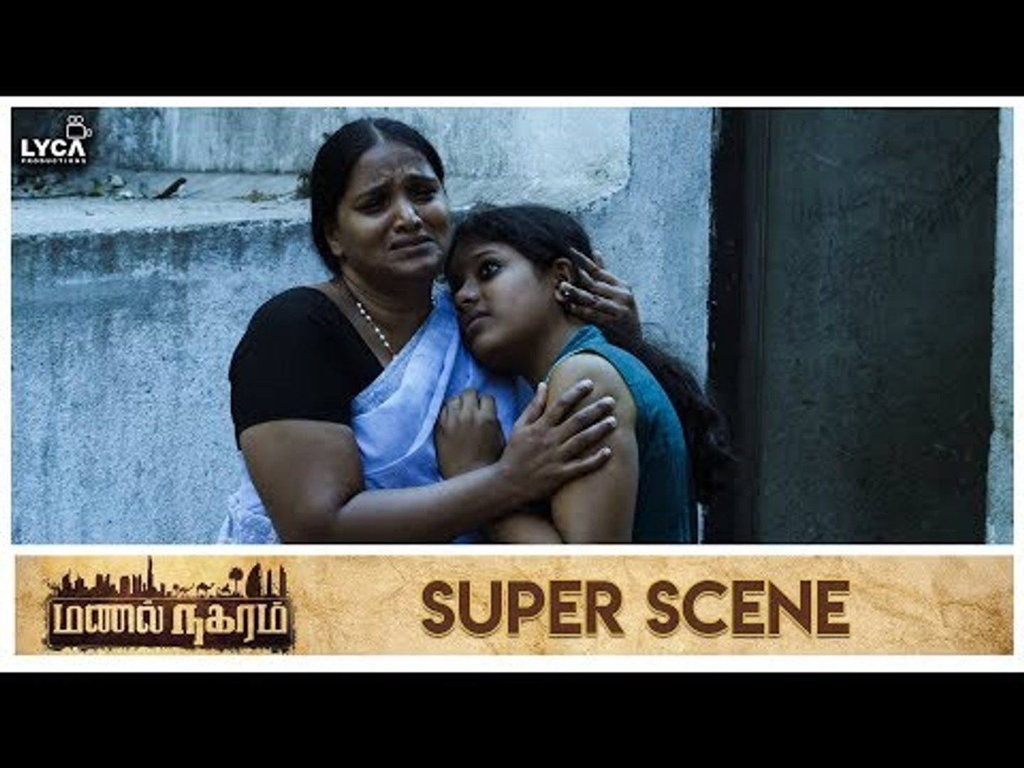 Goons Blackmail Poornima's Mother - Manal Naharam | Scene | Lyca Productions