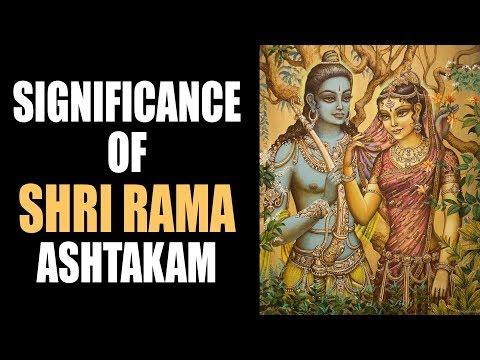 Significance of Shri Rama Ashtakam   | HInduism | Lord Rama | Artha Thumbnail