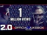 2.0 - Official Jukebox (Hindi) | Rajinikanth, Akshay Kumar | Shankar | A.R. Rahman