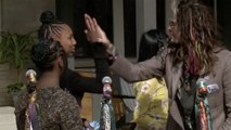 """Steven Tyler opens """"Janie's House"""" to help abused girls"""