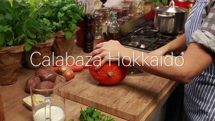 Sopa De Calabaza Hokkaido