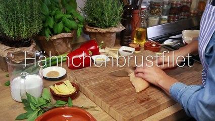 Rezept - Thai-Curry mit Huhn und feiner Erdnussnote