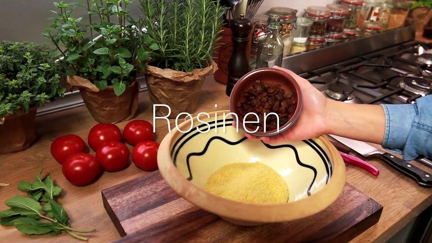Rezept - Orientalisch gefüllte Tomaten