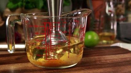 Rezept - Lachsburger mit Sweet-Chili-Mayonnaise