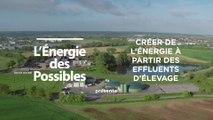 L'énergie des possibles : Créer de l'énergie à partir des effluents d'élevage