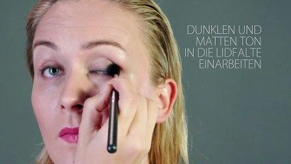 Beauty-Tutorial: Make-up für Brillenträger