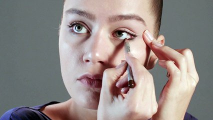 Beauty - Tutorial: Glamouröses Augen-Make-up mit Glossy Eyes