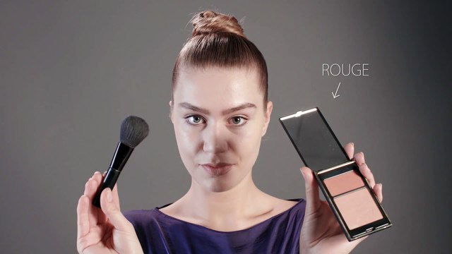 Beauty-Tutorial: Natürlich schön im Nude-Look