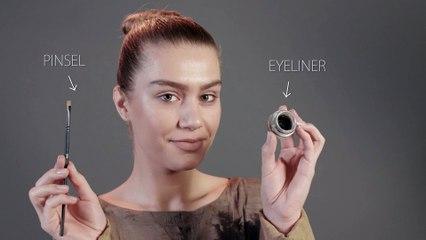 Beauty - Tutorial: Lidstrich ziehen leicht gemacht