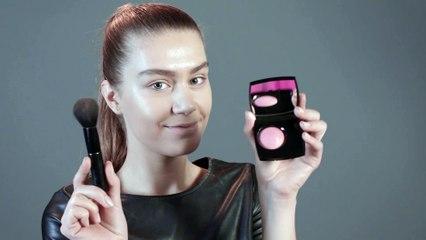 Beauty - Tutorial: Glänzendes Abend-Make-up