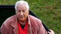 Jerry Sandusky's Request For A New Trial Is Denied