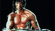 Sylvester Stallone Reveals New Pic From 'Rambo V' - video