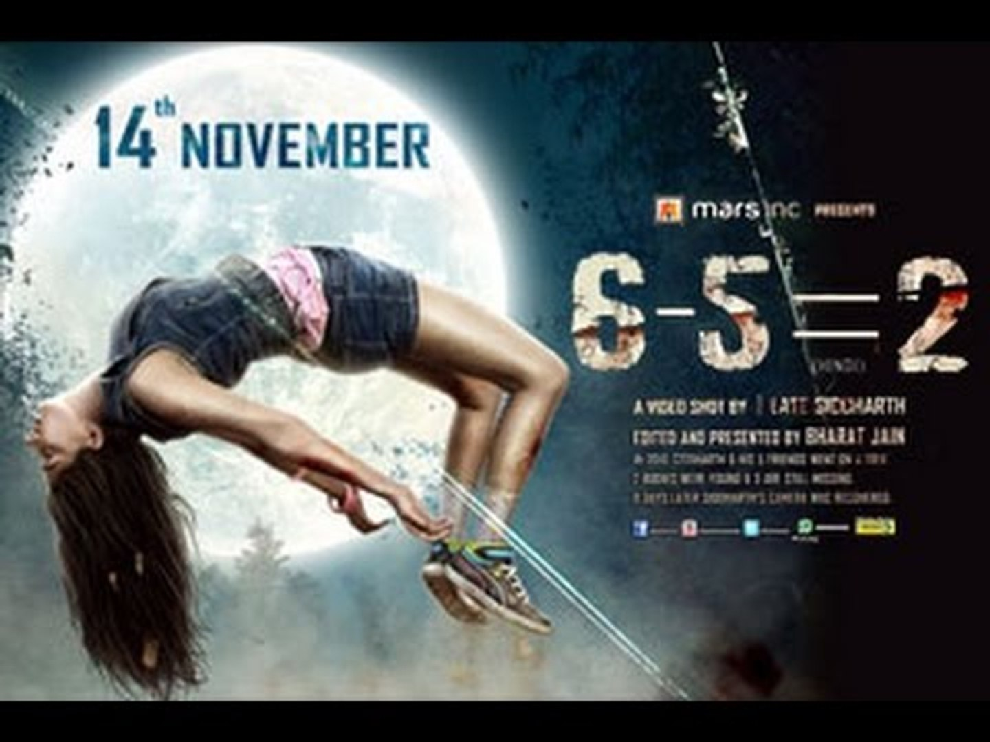 6 5 2 Hindi Official Trailer 1 2014 True Story Based Horror Movie Hd Video Dailymotion