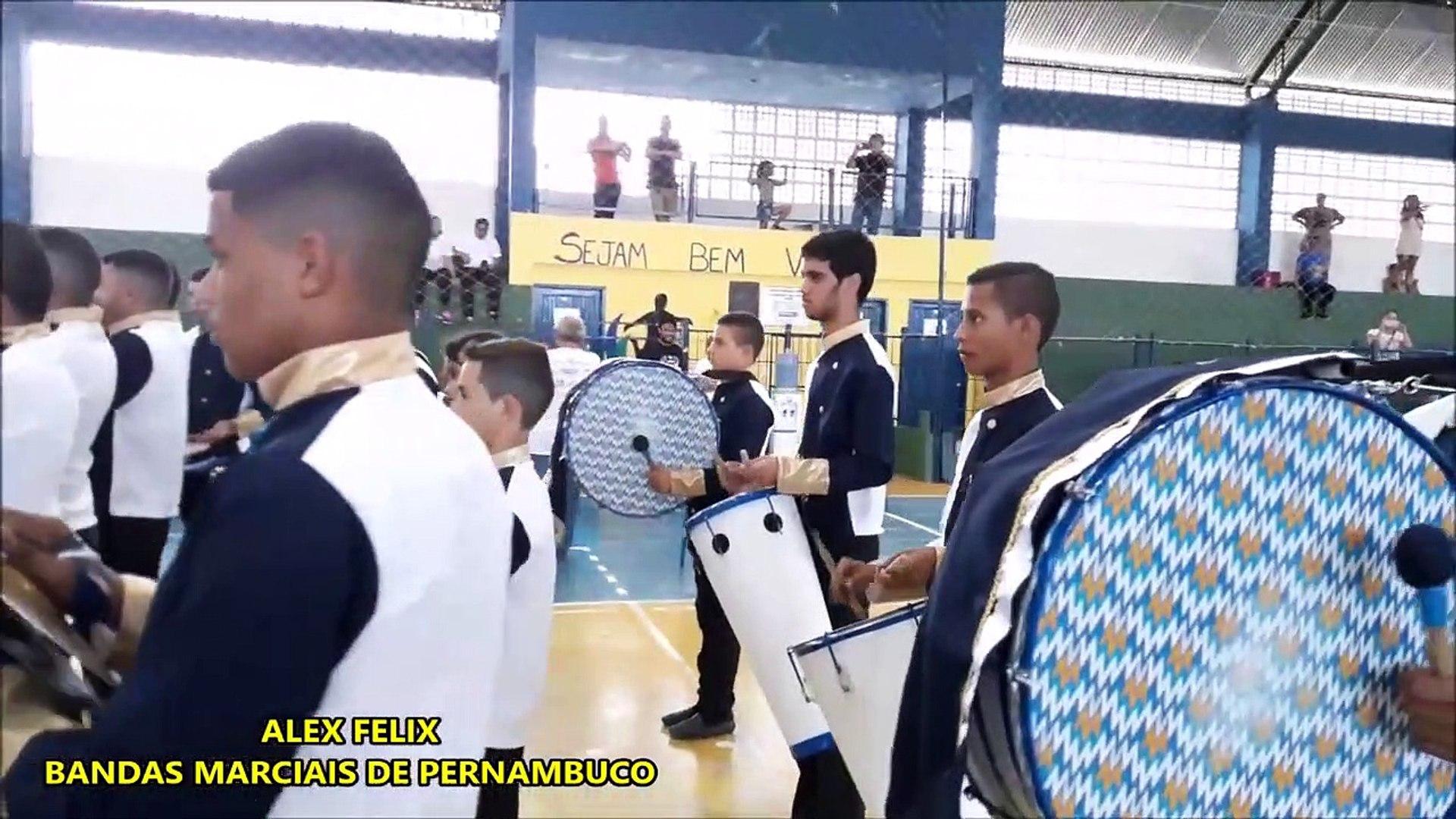 Banda Independente 2018 - VI COPA NACIONAL DE CAMPEÃS DE BANDAS E FANFARRAS - PARNAMIRIM - RN