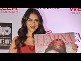 Bollywood Actress Aditi Rao Hydari unveils the cover of Femina Magazine