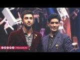 Ranbir Kapoor Sizzles On The Ramp For Designer Manish Malhotra at LFW 2015