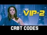 VIP 2 - Lalkar (Hindi) - Indian Caller Tunes | Dhanush, Kajol, Amala Paul | Soundarya Rajinikanth