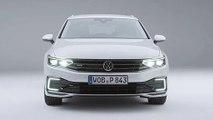 La Volkswagen Passat SW GTE affiche une autonomie électrique WLTP de 55 km