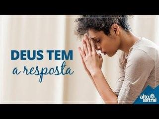 Oração Deus tem a resposta