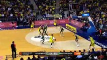 Fenerbahce Beko Istanbul - Panathinaikos OPAP Athens Highlights | Turkish Airlines EuroLeague RS Round 22