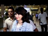 Tamannaah Bhatia  Travelling to Hyderabad for Shooting of Bahubali 2 | Bahubali 2 Teaser