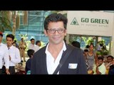 Sunil Grover Spotted at Airport | Sunil Grover Interview | Comedy Circus Actor Sunil Grover