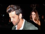 Hrithik Roshan & Sussanne Khan Come Together For Their Kids