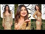 Priyanka Chopra was the hot golden girl at the 74th Golden Globe Awards 2017 red carpet