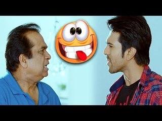 Brahmanandam And Ram Charan Comedy Scene   Malayalam Movie Scene 2018   Latest Malayalam Movie 2018