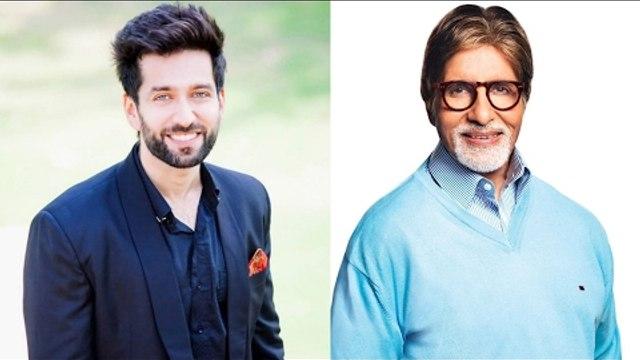 Nakuul Mehta Is Overwhelmed By Amitabh Bachchan's Gesture