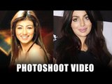 Watch Ayesha Takia photoshoot after her lips plastic surgery!