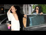 Alia Bhatt and Sridevi snapped at Kromakay salon