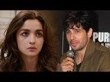 Sidharth Malhotra On BREAKING UP Girlfriend Alia Bhatt   Bandook Meri Laila Song