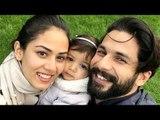 Shahid Kapoor Clicks His FIRST SELFIE With Baby Misha | Shahid Kapoor Misha | Mira Rajput