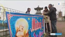 Allier : Noyant-d'Allier fête l'année du Cochon