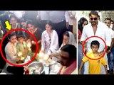 Kajol Makes Ajay Devgan's Son Yug Do Maha Yagya Pooja In Hubli
