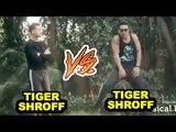 Tiger Shroff Vs Tiger Shroff AMAZING Dance Battle In Baaghi 2 LEAKED