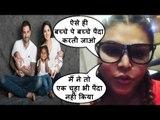 Rakhi Sawant ने उड़ाया Sunny Leone के माँ बनाने का मज़ाक | Sunny Leone twins