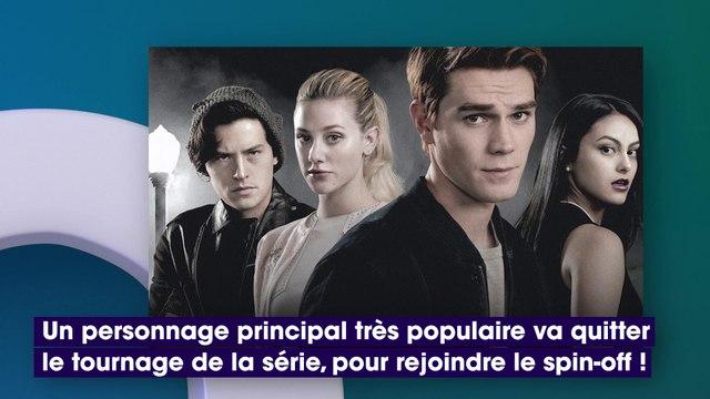 C'est officiel, une star de Riverdale quitte la série pour rejoindre le spin-off !