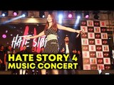 Urvashi Rautela's MAGICAL DANCE MOVES | Hate Story 4 Musical Concert | Armaan Malik, Jubin , Neha