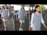 Aditi Rao Hydari's GRACEFUL And SIMPLE Airport Look | Padmaavat Actress Aditi Rao Hydari SPOTTED