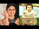 Taimur Ali Khan's BOLLYWOOD DEBUT | Kareena Kapoor Wants Taimur To Debut With SOTY 5