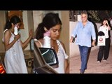 Jhanvi Kapoor VISITS Brother Arjun Kapoor With Dad Boney Kapoor And Sister Khushi | Sridevi's Family