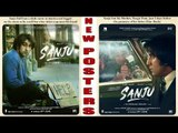 SANJU New Posters Are TRUE And UNBELIEVABLE Stories From Sanjay Dutt's Life