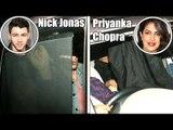 Priyanka Chopra & Boyfriend Nick Jonas HIDE Their Faces As They Arrives At Mumbai Airport