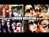 LONDON Vacation | Kareena Kapoor, Sonam Kapoor, Anand Ahuja, Karisma Kapoor, Saif Ali Khan