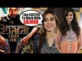 EXCLUSIVE: Disha Patani's HAPPY REACTION On Salman Khan's BHARAT Movie   Latest Bollywood Updates