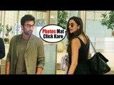Deepika Padukone & Ranbir Kapoor TOGETHER SPOTTED At Airport |  Deepika & Ranbir After Break up