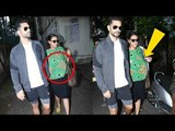 PREGNANT Neha Dhupia Spotted With HUGE BABY BUMP & Loving HUBBY Angad Bedi